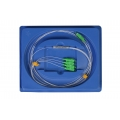 Divider optical (sleeve) PLC Splitter 1x4 SC/apc